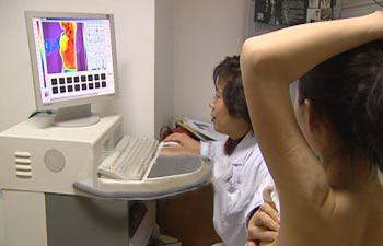 乳腺超声检查