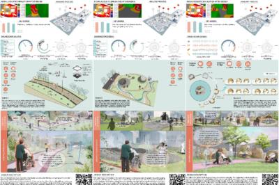 重庆大学建筑城规学院荣获2020年ASA Royster国际设计竞赛一等奖